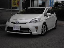 Toyota Prius. вариатор, передний, 1.8, бензин, б/п. Под заказ