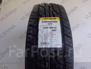 Dunlop Grandtrek AT3. Грязь AT, 2016 год, без износа, 4 шт
