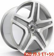 Mercedes AMG. 9.5x20, 5x130.00, ET50, ЦО 84,1мм.