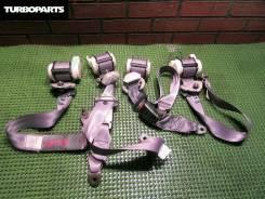 Ремень безопасности. Suzuki Jimny, JB33W, JB43W Suzuki Jimny Wide, JB33W, JB43W Двигатели: G13B, M13A
