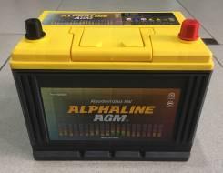 Alphaline. 75 А.ч., Обратная (левое), производство Корея