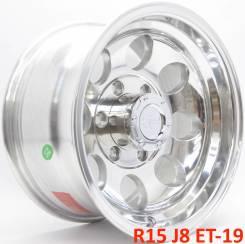 Pro Comp. 8.0x15, 6x139.70, ET-20, ЦО 110,1мм.