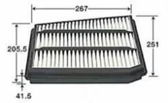 Фильтр воздушный. Honda Legend, KA9 Acura RL Двигатели: C35A1, C35A2, C35A3, C35A4, C35A5