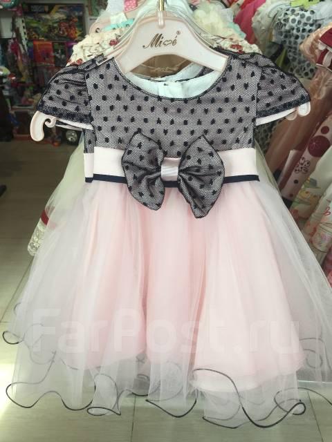 6e436432d30 Красивое платье на малышку - Детская одежда во Владивостоке