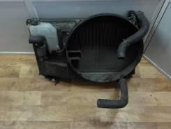 Радиатор охлаждения двигателя. Toyota Verossa, JZX110 Toyota Mark II Wagon Blit, JZX110 Toyota Mark II, JZX110