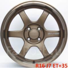RAYS. 7.0x16, 4x100.00, ET35, ЦО 73,1мм.
