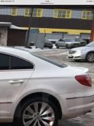 Крыло. Volkswagen Passat CC Двигатель CCZB