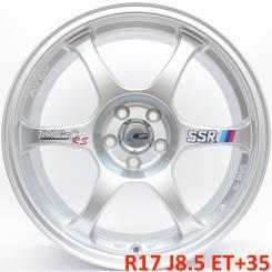 SSR Type-C. 8.5x17, 5x100.00, ET35, ЦО 73,1мм.