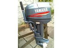 Yamaha. 30,00л.с., 2х тактный, бензин, нога S (381 мм), Год: 2009 год