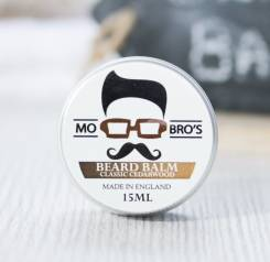 Бальзамы для бороды.