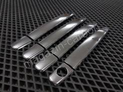 Накладка на ручки дверей. Subaru Legacy, BRM, BR9, BRF, BRG