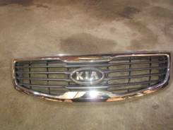 Решетка радиатора. Kia Sportage, SL Двигатели: G4KD, D4FD, D4HA