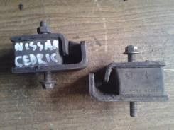 Подушка двигателя. Nissan Cedric, Y30 Двигатели: VG20P, VG20DT, VG20E, VG20T, VG20DET