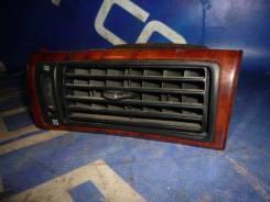 Воздуховод консоль, левый передний