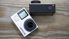 GoPro HERO4. 20 и более Мп, без объектива