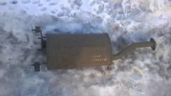 Выхлопная труба. SsangYong Actyon Двигатель D20DT