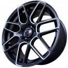Sakura Wheels 181. 8.5x19, 5x114.30, ET45, ЦО 73,1мм. Под заказ