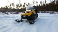 BRP Ski-Doo Skandic SWT V-800. исправен, есть птс, с пробегом
