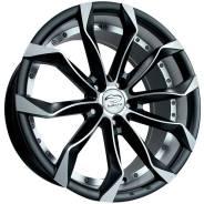 Sakura Wheels 5320. 9.5x19, 5x114.30, ET40, ЦО 73,1мм. Под заказ