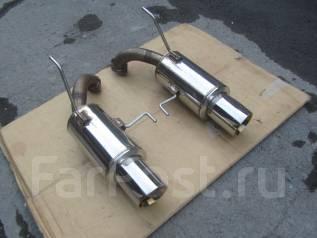 Глушитель. Subaru Legacy, BR9, BRG