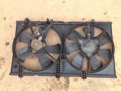 Вентилятор охлаждения радиатора. Mitsubishi Lancer