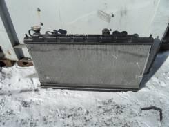 Радиатор охлаждения двигателя. Nissan Teana, J31 Двигатель VQ23DE