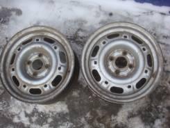 Volkswagen. 6.0x14, 4x100.00, ET38