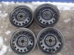 Диски R15 4/100 Lifan Solano PCD: 4x100 Dia: 54.1 мм 6J ET45 B3101210. 6.0x15, 4x100.00, ET45, ЦО 54,1мм.