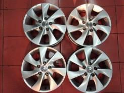 Nissan. 6.0x16, 5x114.30, ET45, ЦО 64,0мм.