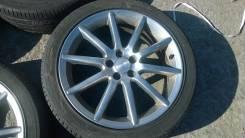 Subaru Impreza. 7.0x18, 5x100.00, ET55