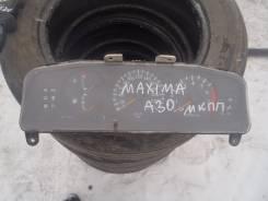 Панель приборов. Nissan Maxima, PJ30 Двигатель VE30DE