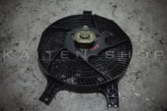 Вентилятор радиатора кондиционера. Nissan Stagea, WGNC34 Nissan Skyline