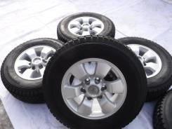 Toyota Hilux Surf. 7.0x16, 6x139.70, ET30, ЦО 108,0мм.