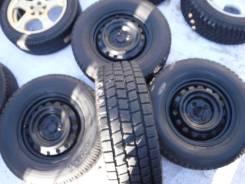 Toyo Observe Garit SV. Зимние, без шипов, износ: 5%, 4 шт