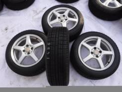 Toyo Garit G5. Зимние, без шипов, 2012 год, износ: 10%, 4 шт