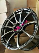 Advan Racing RS. 9.5/10.5x18, 5x114.30, ET28/22