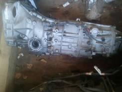 Механическая коробка переключения передач. Subaru Forester, SG5, SG Двигатели: EJ204, EJ20