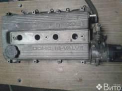 Головка блока цилиндров. Mazda Autozam AZ-3 Mazda Familia Двигатель B5
