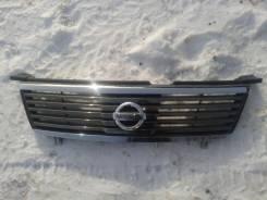 Решетка радиатора. Nissan Sunny, B15, FB15, FNB15, JB15, QB15, SB15 Двигатели: QG13DE, QG15DE, QG18DD, SR16VE, YD22DD
