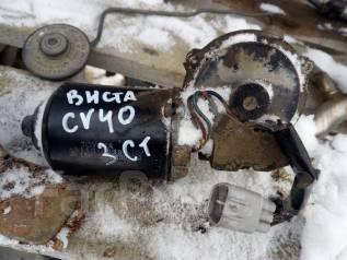Мотор стеклоочистителя. Toyota Vista, CV40 Двигатель 3CT