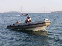 Одиссей. длина 5,20м., двигатель подвесной, 40,00л.с., бензин