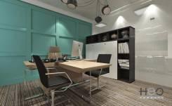 Создаем дизайн интерьера для офиса
