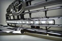 Ходовые огни. Toyota Land Cruiser, VDJ200, URJ202W, URJ202