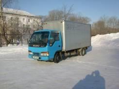 Isuzu Elf. Продается грузовик Исудзу Эльф 1995г., 3 600 куб. см., 2 200 кг.