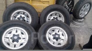 Toyota. 7.0x15, 6x139.70, ET-8, ЦО 112,0мм.
