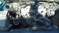 Двигатель в сборе. Mitsubishi Pajero Двигатель 6G74