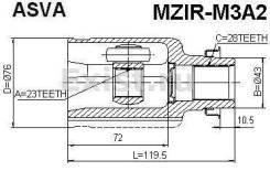 Шрус подвески. Mazda Axela, BK3P, BK5P, BKEP Mazda Mazda3