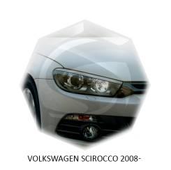 Накладка на фару. Volkswagen Scirocco
