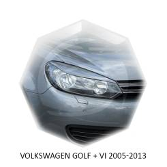 Накладка на фару. Volkswagen Golf