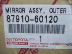 Накладка на зеркало. Toyota Land Cruiser, FJ80, FJ80G, FZJ80, FZJ80G, FZJ80J, HDJ80, HZJ80 Двигатели: 1FZF, 1FZFE, 1HDT, 1HZ, 3F
